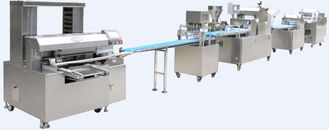 Flexible Configurations Bread Production Line 1000 - 20000 Kg/Hr Width 370mm Working Width
