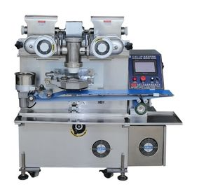 380V Multifunctional Encrusting Machine 1000 - 3600 Kg/Hr For Mooncake / Fish Ball