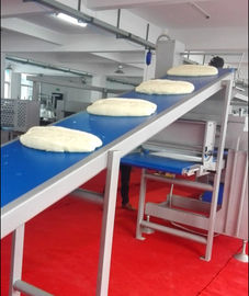 Multifunctional Dough Laminator Machine 3500 Pcs/Hr Capacity  With Double Roller Device