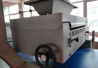 China Commercial Bread Making Equipment for Various shape Croissant production With Coiling Mechanism factory