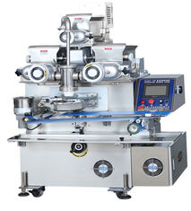 Spiral Extruding Automatic Encrusting Machine 3.2Kw For Filled Cookies / Maamoul