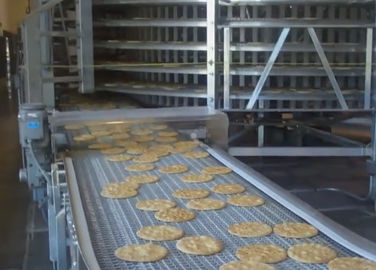 Automated Pita Making Machine For Flatbread Pita Bread