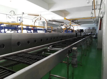150 mm Diameter Pita Production Line With Tunnel Oven and Cooling System
