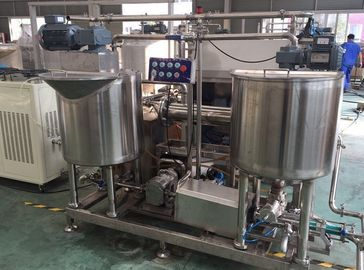 China Automatic Cream Cake Production Cake Batter Mixing Machine With 150-400 Capacity factory