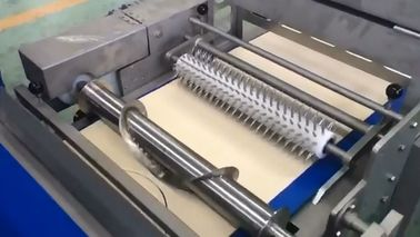 High Automation Pizza production line with Industrial Dough sheeting System