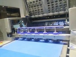 G850 High automation Croissant line for various size with industrial capacity