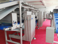 Durable Pastry Production Line Automatic Pastry Machine For Airy Pastries