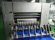 Industrial Pastry Production Line Siemens PLC Controlled With Dough Spool Make Up Line for Twist Bread supplier