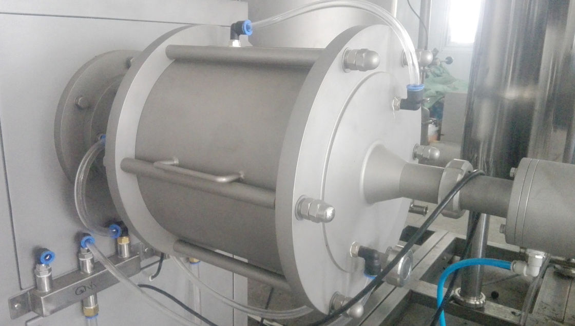 European Technology Cake Batter Dissolver with  High efficiency Mixing Head